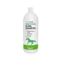 eläinshampoo