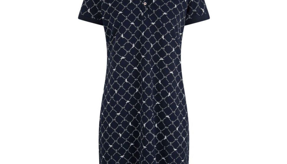 HV Polo dress Jennie Logo