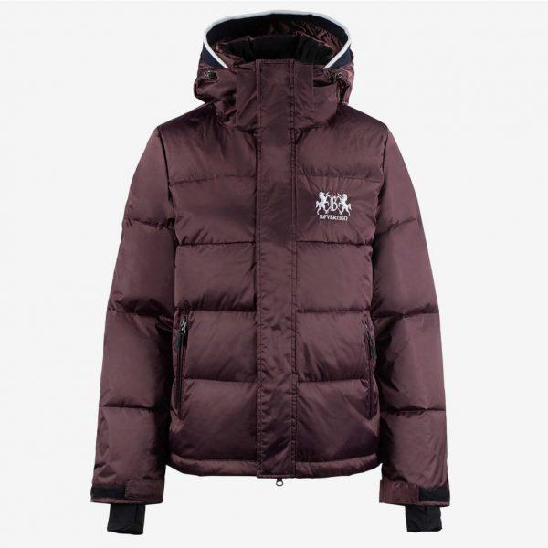 B Vertigo Kennedy Unisex Down Jacket